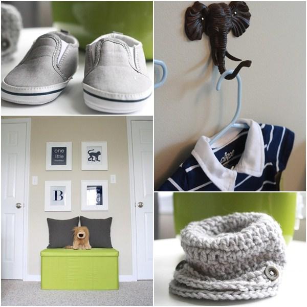 Quarto Casal Azul Marinho E Branco ~ Quarto Moderno em Tons de Azul Marinho e Branco2  Coisas da My [ Cat