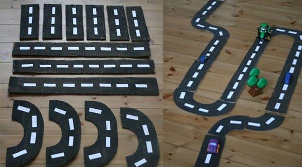 estrada de brincar 8