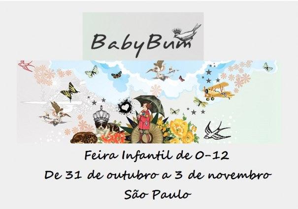Baby Bum Cartaz