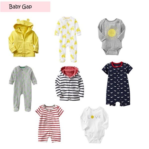 Roupa Unisex para Bebe Baby Gap-vert