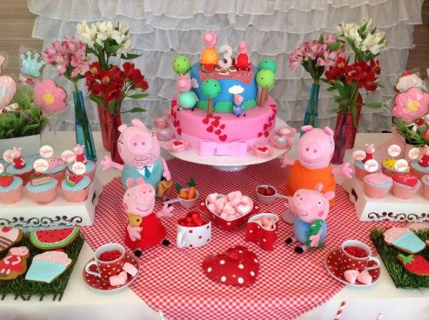Festa Peppa Pig 2