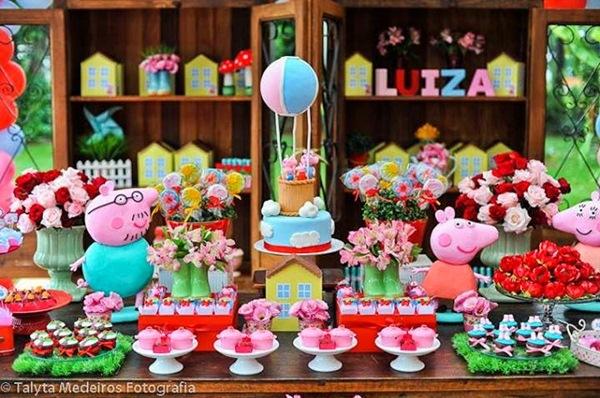 Festa Peppa Pig 2-vert